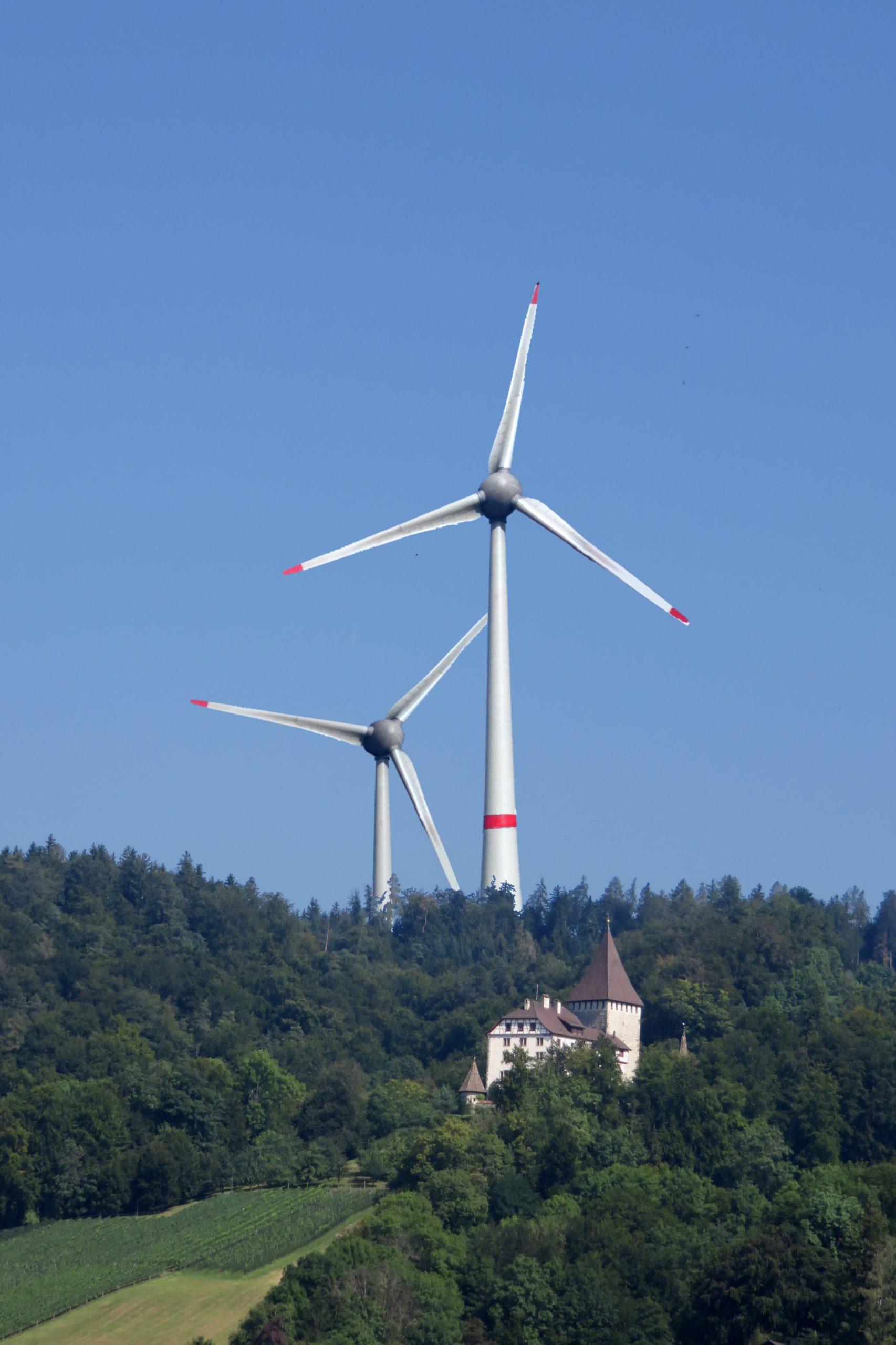 Thundorf Umgebung Winradvisualisierungen